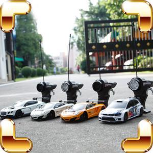 Yeni Yıl Hediye 1:24 RC Uzaktan Kumanda Arabalar Racer Araç Hız Makine Mini Oyuncak Arabalar Sürüklenme Çocuk Boys Oyun Eğlenceli Mevcut Simülasyon Açık Eğlenceli