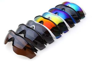 Cool Designs Brand Sunglasses pour hommes et femmes Sport en plein air Vélo Verres Sun Lunettes Sun Sun Lunettes 8 couleurs Prix usine