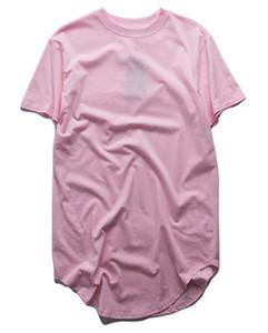 Solido Colore estate del Mens magliette Streetwear magliette Hommes T-shirt manica corta morbida T Tops Abbigliamento Uomo