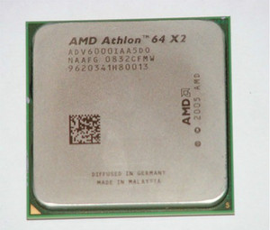 AMD Athlon 64 X2 6000+ processor 3.1GHz Socket AM2 Dual-Core CPU
