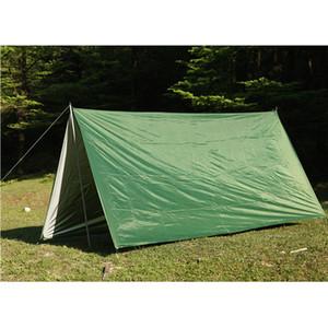 Wholesale- New 3mx3m Waterproof Sun Shelter Tarp Survival Camping Climbing Outdoor Tent Patio Sun Shade Awning Canopy Garden tent Shade