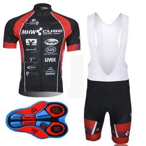 Yeni! 2017 KÜP Pro Team Bisiklet Jersey önlük Kısa set / Önlük Şort bycling önlük kısa bisiklet elbise kitleri / kısa set / kısa suit