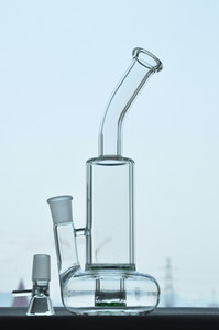 Glass Bongs Bubbler Tornado fuction Lifebuoy Base Cyclone Percolator Glass Water Pipes Dab Rigs with 18 mm joint