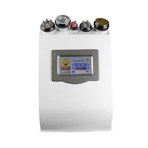 RU-919 4IN1 Unoisetion Cavitation Vacuum Sextupolar 3D Smart RF Photon Therapy  ultrasonic facial beauty instrument Cavitation Vacuum Multip