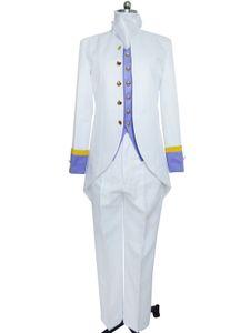 Black Butler White Butler Angela Blanc Ash Landers Cosplay Costume