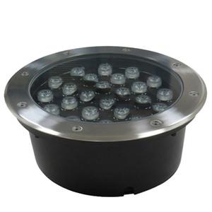 LED U-Licht im Freien Landschaftsbeleuchtung Bodeneinbau Inground Yard Pfad unterirdische wasserdichte Lichter 3W / 5W / 7W / 9W / 12W / 15W / 18W / 24W