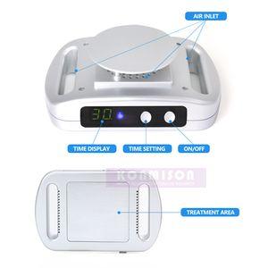 2017 Mini Taşınabilir Ev Kullanımı Cryo Yağ Donma Makinesi Lipo Zayıflama Makinesi CryoPad Vücut Şekillendirici Zayıflama Makinesi DHL Ücretsiz Kargo