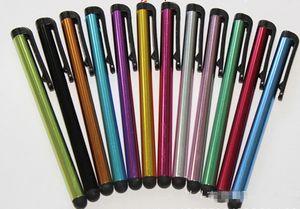 بالسعة ستايلس القلم شاشة تعمل باللمس حساسة للغاية القلم لباد الهاتف فون سامسونج اللوحي الهاتف المحمول