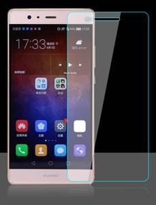 0.3mm de alta transparente de vidrio templado Anti Shatter Screen película protectora para Vivo X7 X7 Plus X6 X6 Plus Y51 Y37 Protector de pantalla