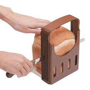 Sıcak Yeni Mutfak Araçları Içinde Pratik Ekmek Kesici Dilimleme Somun Tost Kesme Dilimleme Kılavuzu Kitchin Bakeware Aracı