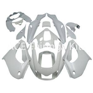 3 Geschenk neue Verkleidungen für Yamaha YZF 1000R Jahr-97-07-1997-1998-1999-2005-2006 2007 ABS Plastik Bodywork-Motorrad-graue Art