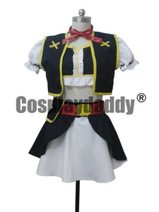 Love Live School Idol Project Sin marcas Chicas Cosplay Maki Nishikino Stage Costum