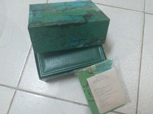 Lüks Mens Watch Box Için Orijinal İç Dış kadının Saatler Kutuları Erkekler Kol kutusu ücretsiz kargo 01