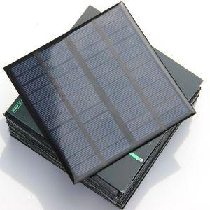 Eposside policristallino 3 W 12 V Mini Solar Cell FAI DA TE Pannello Solare Caricabatteria Sistema di Studio 145 * 145 * 3 MM Spedizione Gratuita
