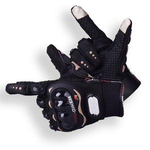 موضة جديدة شاشة تعمل باللمس قفازات دراجة نارية قفازات luva motoqueiro guantes