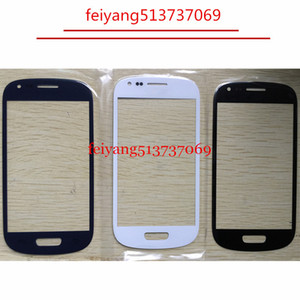 High Quality Outer Glass for Samsung Galaxy S3 mini i8190 LCD Front Glass Outer Lens Replacement