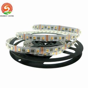 24v / 12V striscia RGBW LED 5050 RGW LED flessibile / RGBWW 4 colori in 1 circuito integrato del LED 60 LED / m 5m / lot.