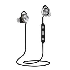 Auricolari sportivi wireless Auricolari portatili a cancellazione di rumore Stere cuffie auricolari In Ear Auricolari Microfono in esecuzione X9 bluetooth 4.0