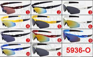 MOQ = 10PCS radfahren Sport-Sonnenbrille-Sonnenbrille im Freien Sonnenbrille Schwarze Frauen und Mannsonnenbrille blenden Farbengläser 5936 freies Verschiffen?