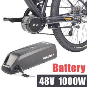 48 v elektrikli bisiklet pil 1000 W bafang kitleri için Hailong pil paketi 11.6ah lityum iom bbshd
