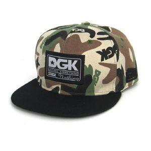 Оптовая Марка Snapback шапки бейсболка DGK Hat Gorras Planas плоский хип-хоп Gorra для мужчин женщин Casquette Бесплатная доставка