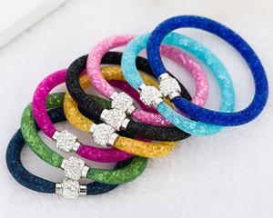 Infinity bracciali HI-Q Moda gioielli Lotti misti Bracciali con braccialetti Infinity lotti Scelta stile per la moda