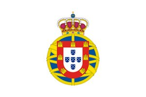 Reino Unido Portugal Brasil Flag Algarves Ensign Bandeira 3 pés x 5 pés de poliéster bandeira do vôo 150 * 90 centímetros bandeira personalizada ao ar livre
