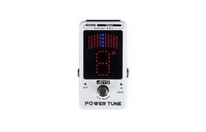 JOYO JF-18R Guitar Effect Pedal Power Supply and tuner 2-in-1 8 way Isolated Output 6 for 100ma 2 for 500ma free ship