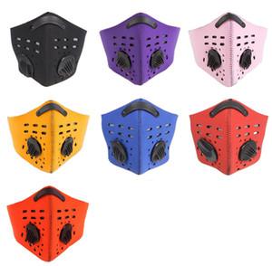 Yüksek Kaliteli Neopren Bisiklet Motosiklet Yüz Anti-pus toz geçirmez Windproof Sport Kayak Snowboard Yüz maskeleri ücretsiz nakliye Maske