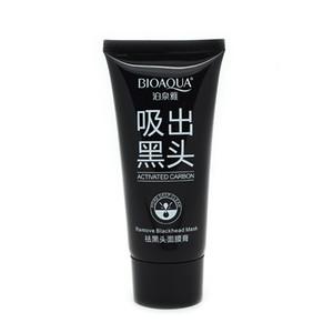 Whosaler Brand Skin Care BIOAQUA Facial Blackhead Remover Deep Cleaner Mask Pilaten Suction Anti Acne Treatments Black Head Mask 60g