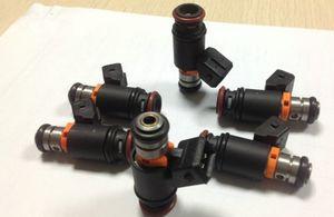 Yeni Set (6) Yakıt EnjektörleriIWP022 IWP076 Mach VW Golf Jetta 99-02 EuroVAN 97 99-00 2.8L