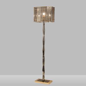 Voltage:85-265V Luxury European American foyer bedroom dinning reception crystal floor lamp modern LED crystal floor light