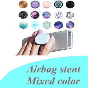 2020 Pop air bag support general purpose new innovative mobile phone support ring support simple fashion factory direct sales SJZJ