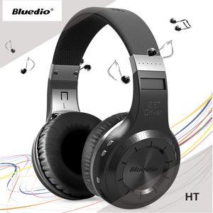 Bluedio HT Bluetooth стерео беспроводные наушники BT4.1 наушники-вкладыши бесплатная доставка без розничной коробке против Bluedio T2S