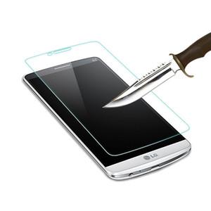 Verre trempé de qualité supérieure 0.25 mm 9H de qualité supérieure pour LG G4S / D337 / D295 / Leon / Nexus4 / Nexus5 / Spirit Magna Leon Film de protection d'écran 100pcs