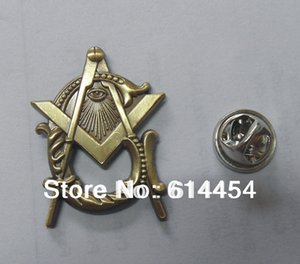 Masonic Lapel Pins Badge Mason Liberdade B6 Estilo Antigo