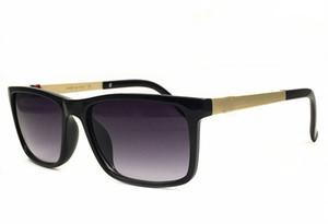 Optischer Rahmen Italien-Designquadratunisexyopie mit Sonnenobjektiv für Männer und Frauen arbeiten Sonnenbrille im Freien lunettes oculo um