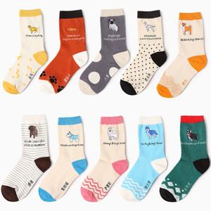 mignon animal husky broderie femmes coton blanc chaussettes adorable chien jacquard femelle bonbons couleurs chaussettes drôle kawaii carlin meias soks