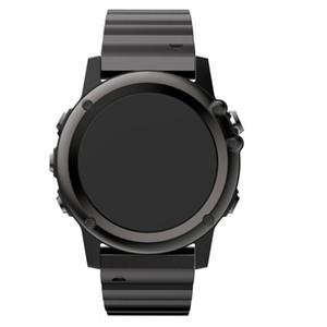 Splendid al por mayor 2016 del metal del acero inoxidable de la correa de banda reloj de pulsera para Garmin 3 / HR