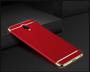 Для Samsung Galaxy A3 A5 A7 2016 C7 C9 Pro Case Cover PC жесткий задняя защита Capas Coque 3 в 1 крышка всего тела обложка кожа