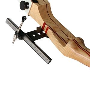 Archery Recurve Bow Sight Hunting Disparos Target Practice Bow View Arco de acero inoxidable Accesorios Envío gratuito