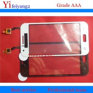 10 adet OEM 100% Samsung Galaxy J1 J100 J100F J100H Için Dokunmatik Ekran Paneli Dokunmatik Ekran Cam Panel
