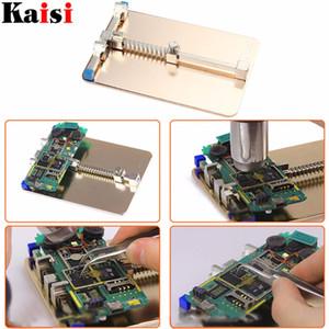 atacado Suporte Universal de Metal PCB Board Work Station Jig Fixação ferramenta de reparo para o iPhone Mobile Phone PDA MP3 New Arrival