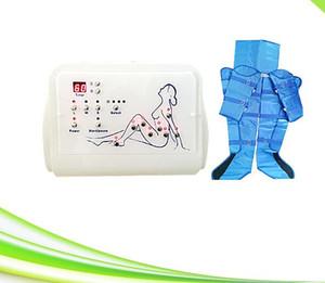 림프 배수를위한 직업적인 림프 배수 마사지 진공 요법 pressotherapy 기계