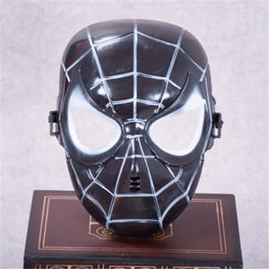 Yeni Parti çocuk Maskeleri Örümcek Adam Superhero Maske çocuklar için Masquerade Tam Yüz Maskeleri Cadılar Bayramı Cosplay Karnaval Kostümleri Aksesuarları