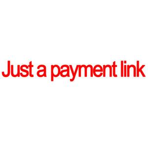 Ici ne peut pas commander Ceci est juste un lien de paiement S'il vous plaît comprendre qu'il est juste un lien pour payer