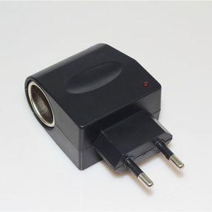 Adaptador de CA a DC Adaptador de corriente continua para cargador de automóvil para MP3 MP4 GPS convertidor de automóvil 100pcs / up