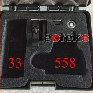 558 및 돋보기 스코프 시력 키트 3X 돋보기 키트 홀로그램 시력 빨간색 점 녹색 점 스코프 시력