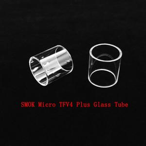 Оптовая SMOK Micro TFV4 Plus Замена стеклянной трубки с DHL Бесплатная доставка купить дешевые SMOK Micro TFV4 Plus Стеклянная трубка