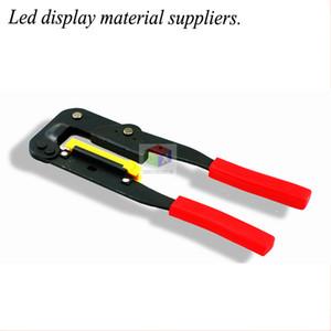 LED 디스플레이 광고 화면 16P 케이블 생산 도구 압력 라인 클램프 펜치 와이어 스트립 펜치